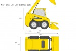 New Holland L213 L215 Skid Steer loader