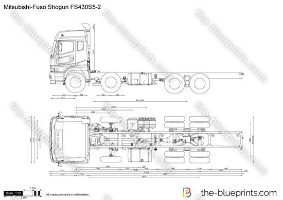 Mitsubishi-Fuso Shogun FS430S5-2