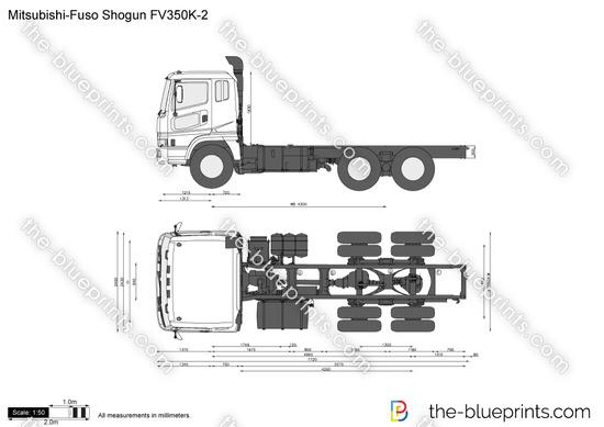 Mitsubishi-Fuso Shogun FV350K-2