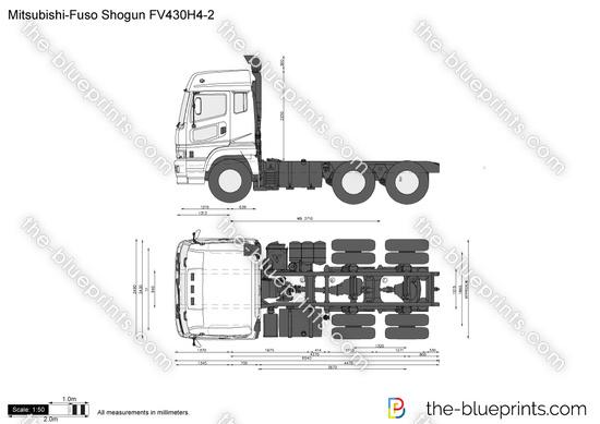 Mitsubishi-Fuso Shogun FV430H4-2