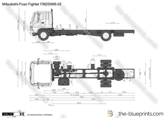 Mitsubishi-Fuso Fighter FM250H6-02