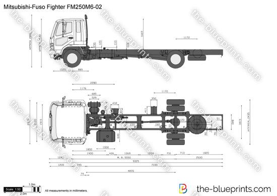 Mitsubishi-Fuso Fighter FM250M6-02
