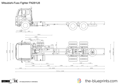 Mitsubishi-Fuso Fighter FN281U8