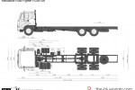Mitsubishi-Fuso Fighter FU281U8