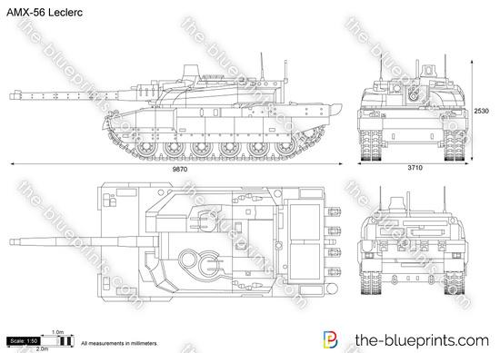 AMX-56 Leclerc