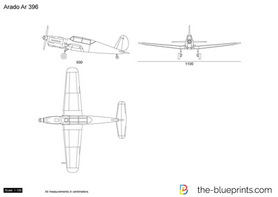 Arado Ar 396
