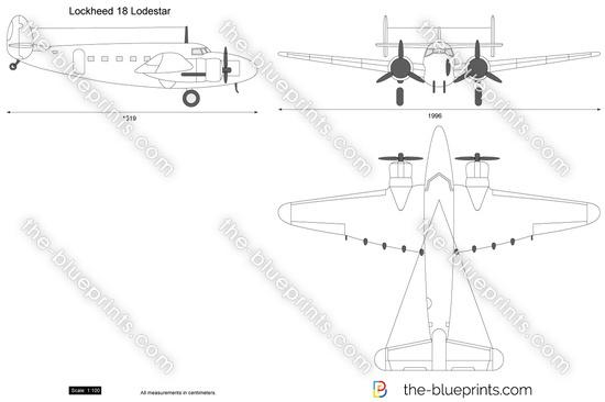 Lockheed 18 Lodestar