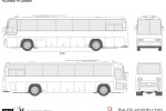 Hyundai Aero Queen High Decker