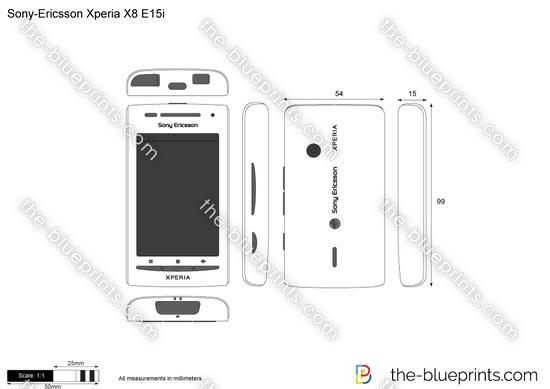 Sony-Ericsson Xperia X8 E15i
