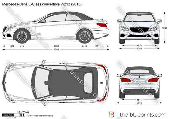 Mercedes-Benz E-Class Convertible W212