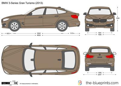BMW 3-Series Gran Tu…