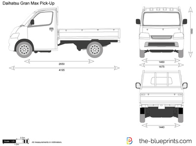 suzuki carry dimensions