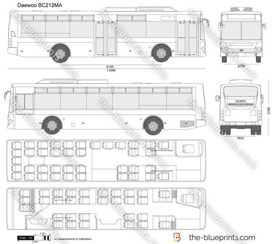 Daewoo BC212MA