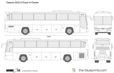 Daewoo Royal Hi-Decker