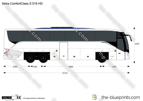 Setra ComfortClass S 516 HD