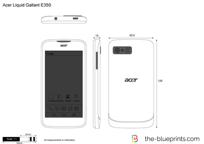 Acer Liquid Gallant E350