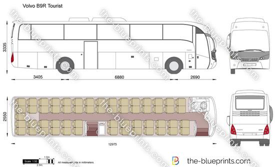 Volvo B9R Tourist