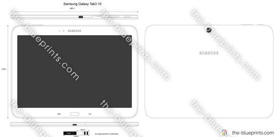 Samsung Galaxy Tab3 10