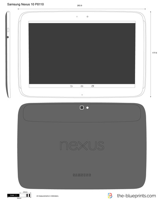 Samsung Nexus 10 P8110