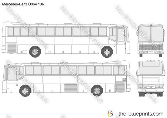 Mercedes-Benz O364 13R