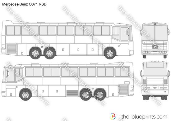 Mercedes-Benz O371 RSD