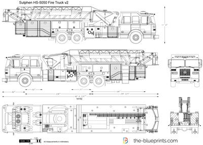 Sutphen HS-5050 Fire…
