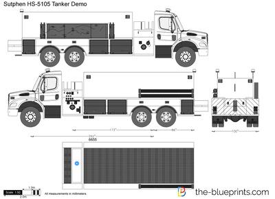 Sutphen HS-5105 Tanker Demo