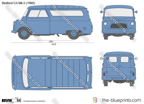 Bedford CA Mk.II
