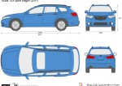 Acura TSX Sport Wagon (2011)