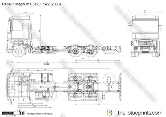Renault Magnum E5120 P6x2