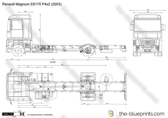 Renault Magnum E6170 P4x2