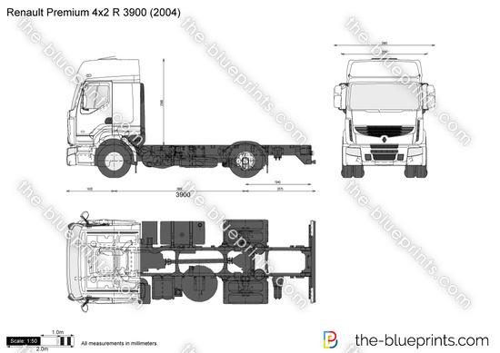 Renault Premium 4x2 R 3900