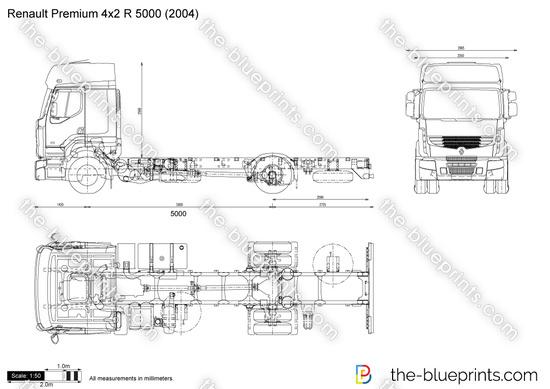 Renault Premium 4x2 R 5000