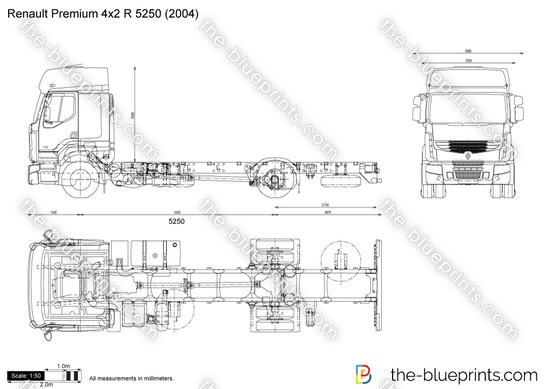 Renault Premium 4x2 R 5250