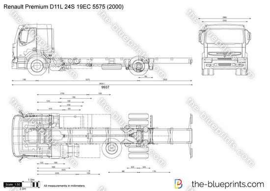 Renault Premium D11L 24S 19EC 5575
