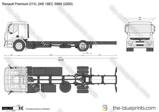 Renault Premium D11L 24S 19EC 5960