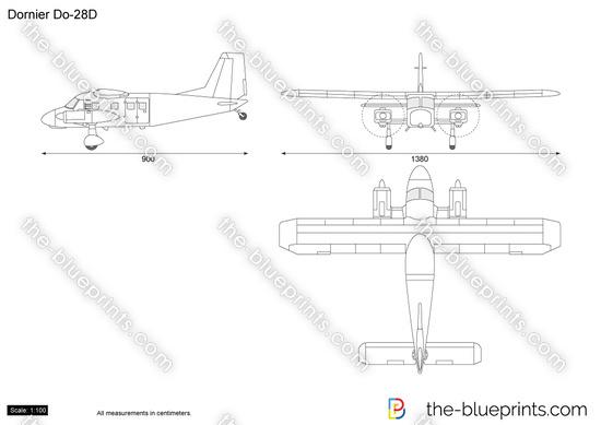 Dornier Do-28D