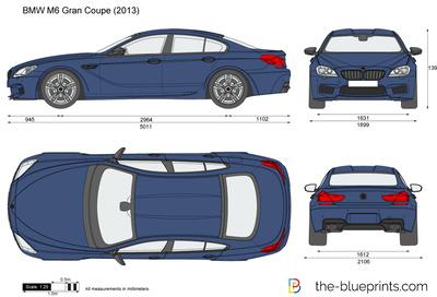 BMW M6 Gran Coupe F06