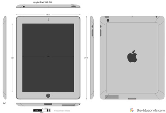 Apple iPad Wifi 3G