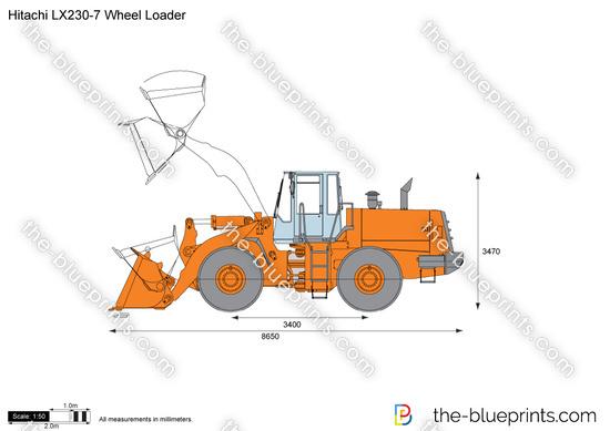 Hitachi LX230-7 Wheel Loader