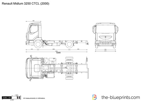Renault Midlum 3250 CTCL
