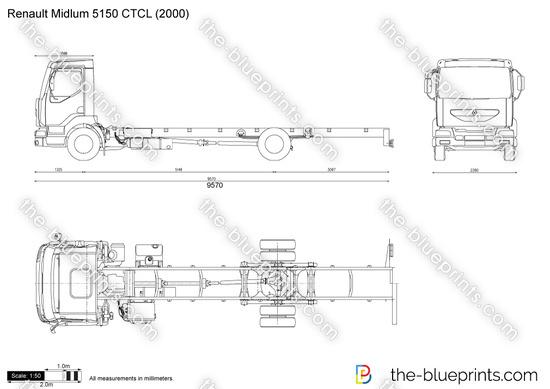Renault Midlum 5150 CTCL