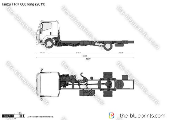Isuzu FRR 600 long