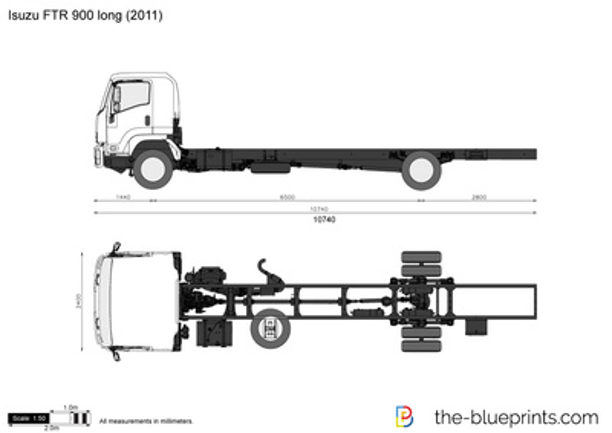 Isuzu FTR 900 long