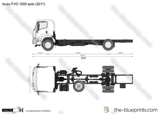Isuzu FVD 1000 auto
