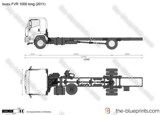 Isuzu FVR 1000 long