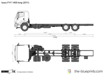 Isuzu FVY 1400 long