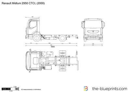 Renault Midlum 2950 CTCL