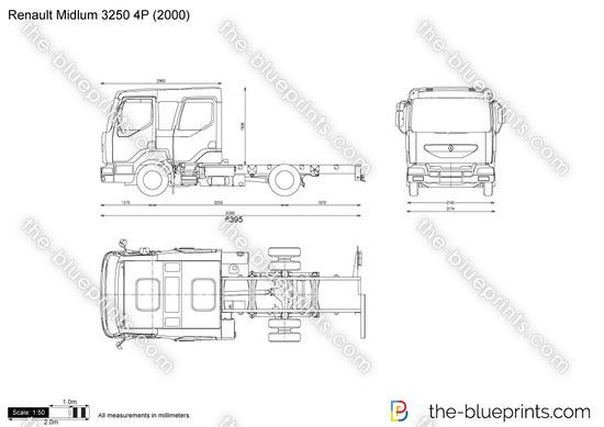 Renault Midlum 3250 4P