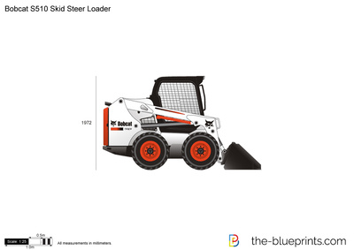 Bobcat S510 Skid Steer Loader